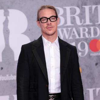Diplo's plane window cracks open mid-flight