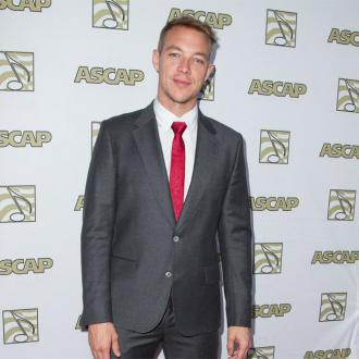 Diplo's music comes first