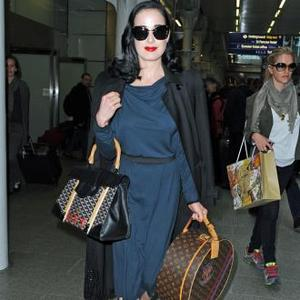 Dita Von Teese Wants More Glamour In Fashion