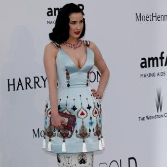 Dita Von Teese slams fame-hungry ex-boyfriends