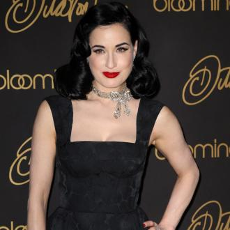 Dita Von Teese: MeToo is important