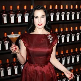 Dita Von Teese Is Surprised She Isn't Retired