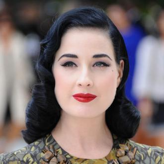 Dita Von Teese Won't Rule Out Surgery