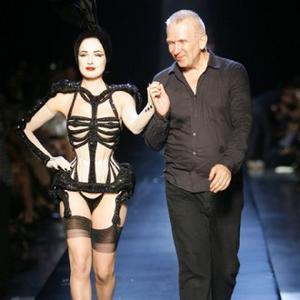 Dita Von Teese's Gaultier Show