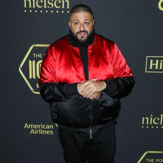 DJ Khaled says his son gave him the 'highest honour'