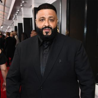 DJ Khaled reveals son's name at Grammys