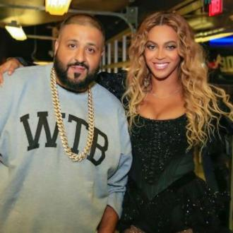 DJ Khaled can't look Beyoncé in the eye