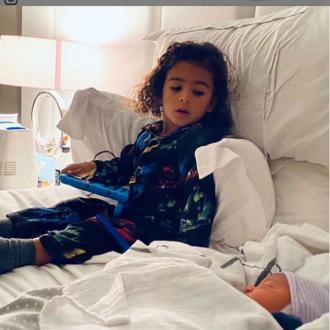 DJ Khaled shares baby photo