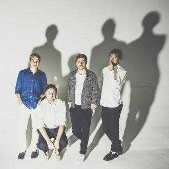 Django Django return with new album