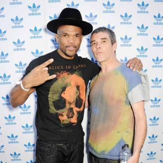 Dmc Wears His Adidas At Funerals