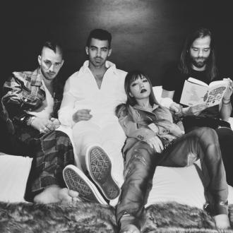 DNCE'S Cole Whittle says celebrity culture can be empty