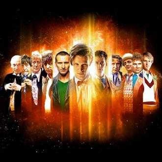 Doctor Who 50th Anniversary Celebration Announced