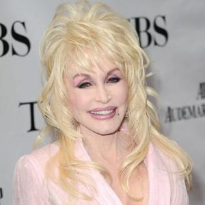 Dolly Parton Needs High Heels At Home