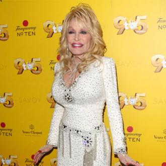 Dolly Parton walked away from harassment