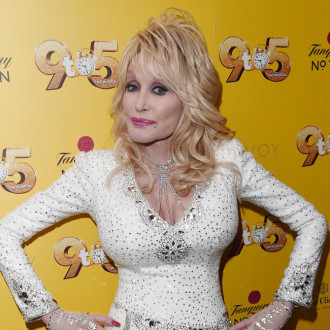Dolly Parton can't leave the house without her hair and make-up done