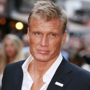 Dolph Lundgren's Crazy Character