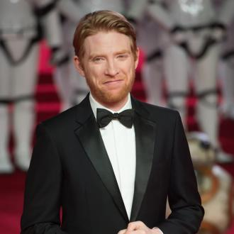 Domhnall Gleeson hadn't planned on being an actor