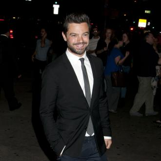 Dominic Cooper's best kiss was with James Corden