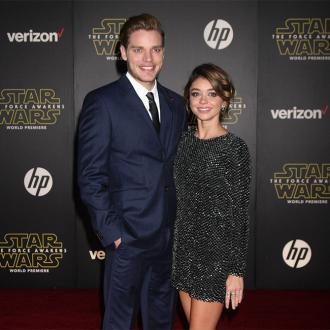 Sarah Hyland: My boyfriend's my 'rock'