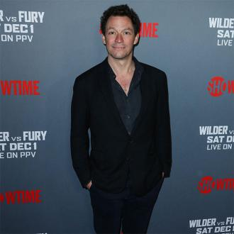 Dominic West was homeless