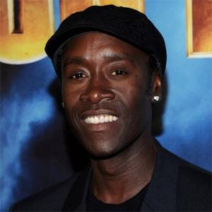 Don Cheadle Abused For Accent