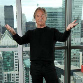 Don Johnson won't watch Fifty Shades films