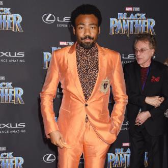 Donald Glover Ate Pizza To Celebrate Solo Role