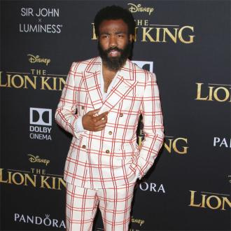 Donald Glover is a dad again