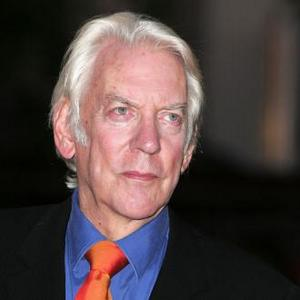 Donald Sutherland Honoured In France