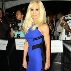 Donatella Versace's H&m Collaboration