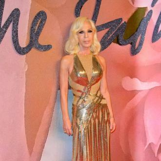 Donatella Versace: Social media has transformed my image