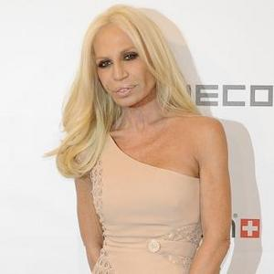 Donatella Versace Honours Gianni At The Ritz