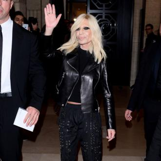 Donatella Versace created sunglasses inspired by late brother