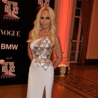 Donatella's dog is ultimate 'Versace woman'