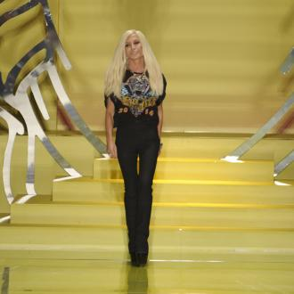 Donatella Versace stars in Givenchy campaign