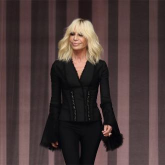 Donatella Versace shows 'softer side' at Haute Couture Paris Fashion Week