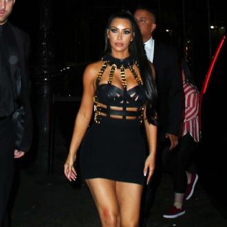 Kim Kardashian West reveals secrets to her Met Gala dress