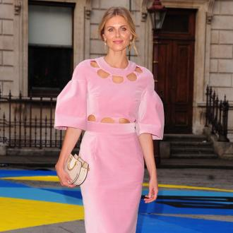 Donna Air splits from Ben Carrington