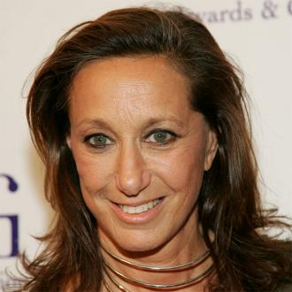 Donna Karan's laid-back beauty