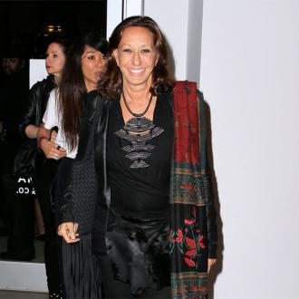 Donna Karan wanted to be a singer