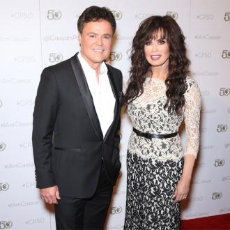 Donny and Marie Osmond end Las Vegas show