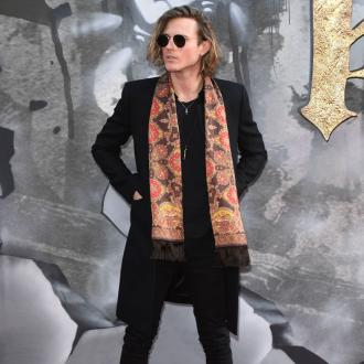 Tom Fletcher co-wrote song on Dougie Poynter's INK EP