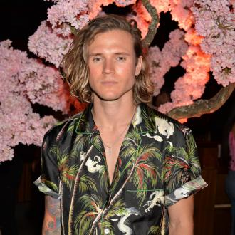 Dougie Poynter sends Mcfly bandmates pictures of pet Praying Mantis