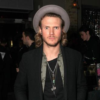 Dougie Poynter signs to Storm modelling agency