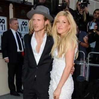 Dougie Poynter denies engagement to Ellie Goulding