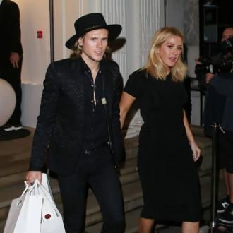 Ellie Goulding 'really good friends' with ex Dougie Poynter