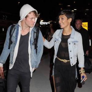 Dougie Poynter Splits From Frankie Sandford