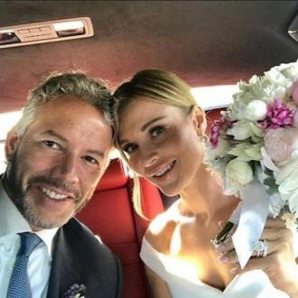 Joanna Krupa Is Married