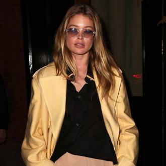 Doutzen Kroes kept modelling dream a secret