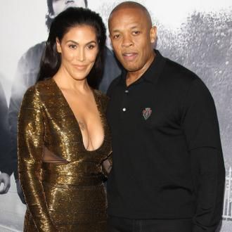Dr Dre's wife Nicole Young 'seeking nearly $2m a month in temporary spousal support'